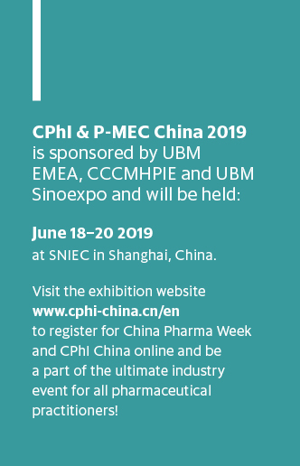 Social Networking and Information Exchange at China Pharma Week