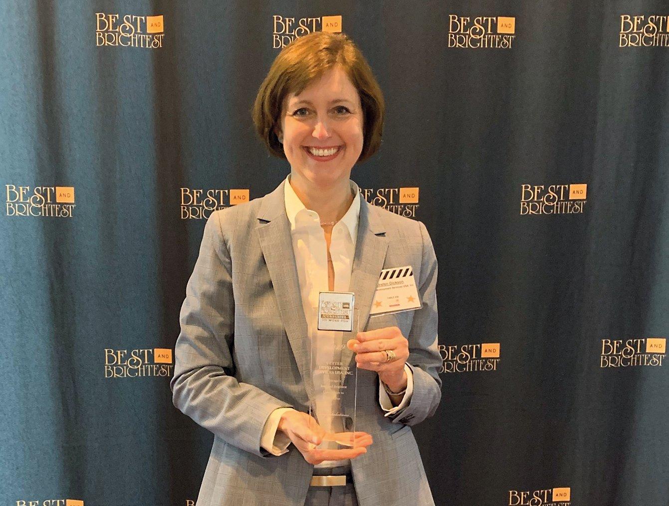 Vetter's Chicago Site Wins Award