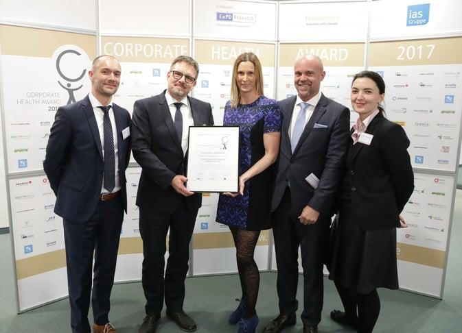 Vetter Corporate Health Award.jpg